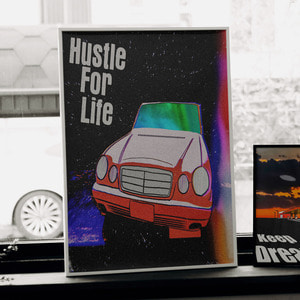 A-  Hustle For Life(INVSBL)
